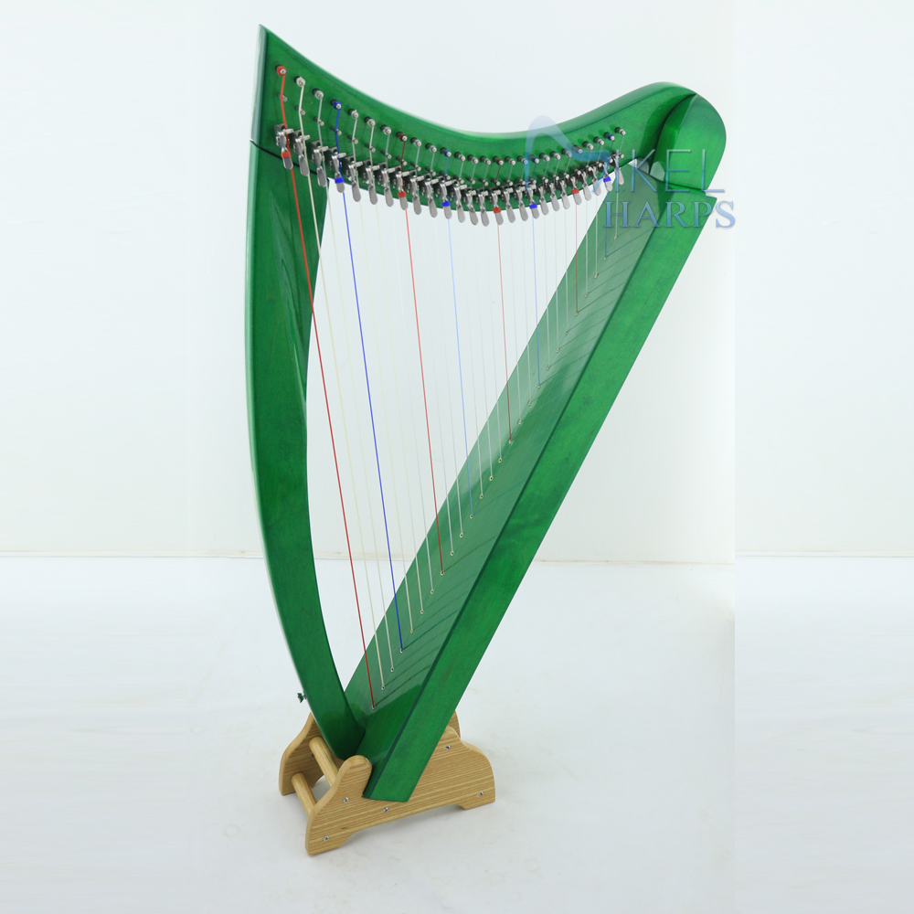 lap harp stand