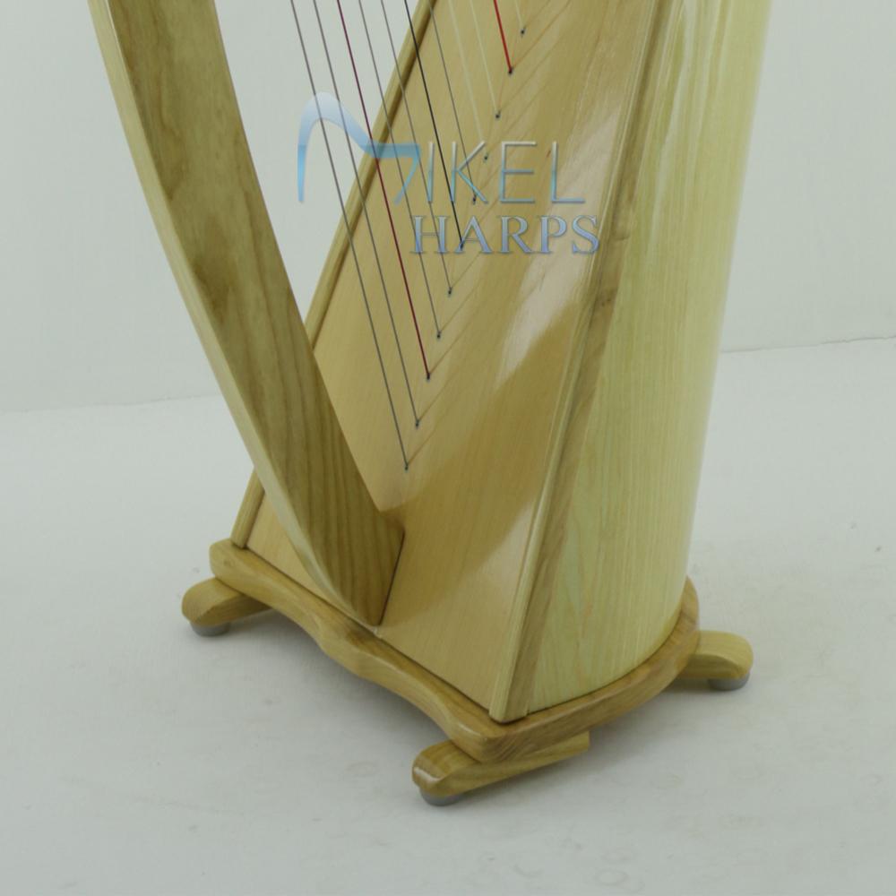 38 string harp feet