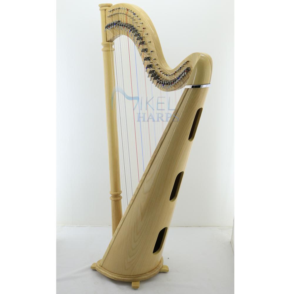 38 Strings Lever Harp good sound