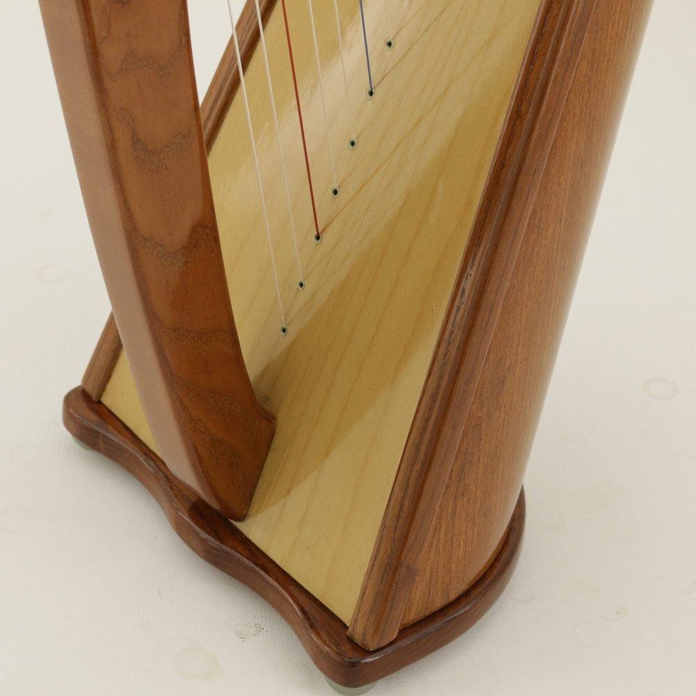 22 string harp base