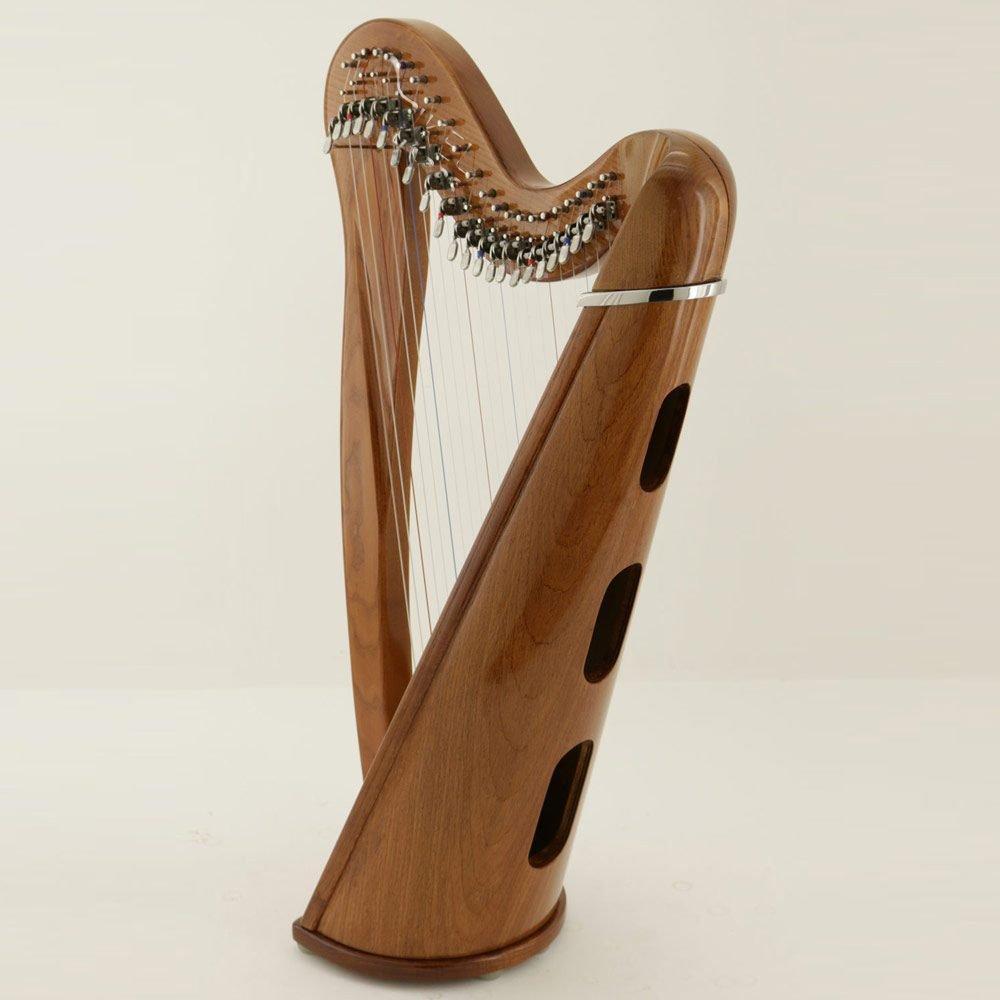 soundbox 22 string celtic harp