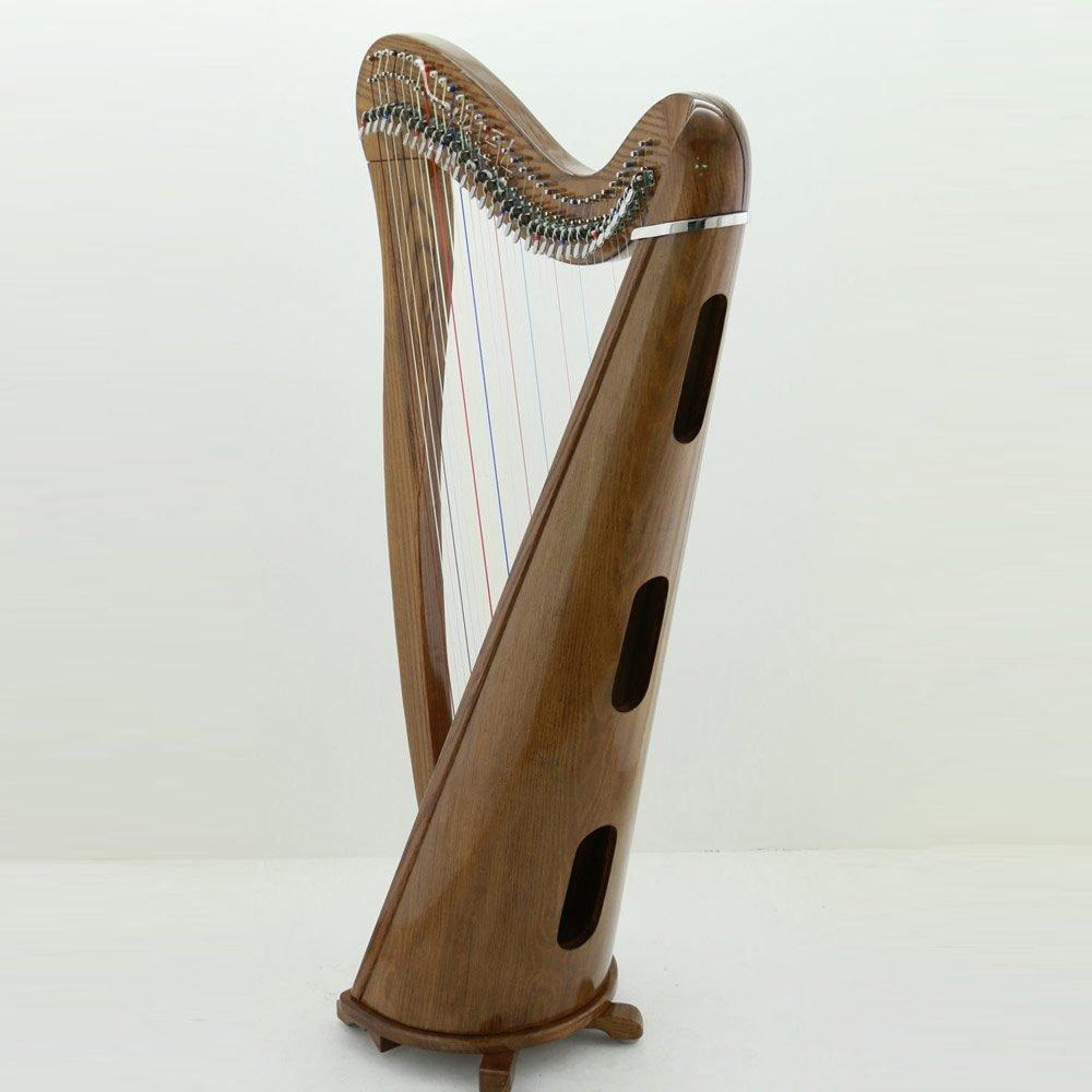 soundbox 34 string celtic harp