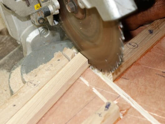 Harps Parts Cutting