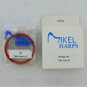 Lap Harp String Set