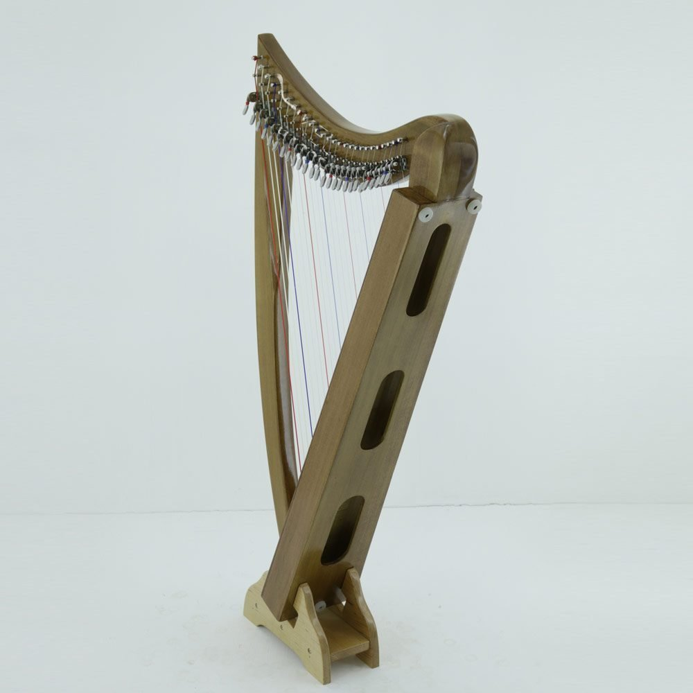 Celtic Lap Harp Soundbox