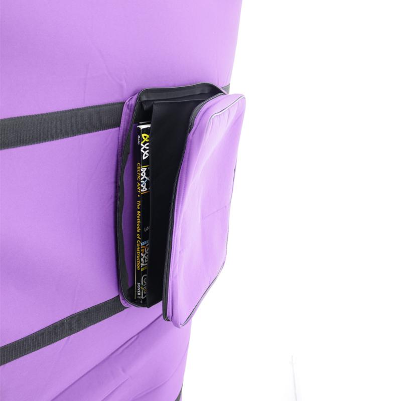 Harp Transport Cover Pocket