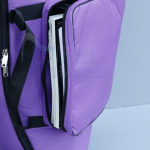 Mikel harp carry bag