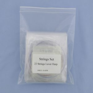 Strings Set 22 String Harp