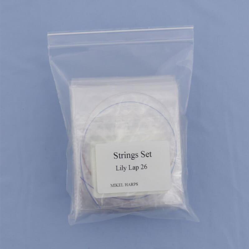 Strings Set Lily Lap 26