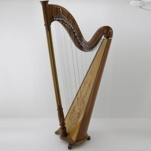 40 string harp