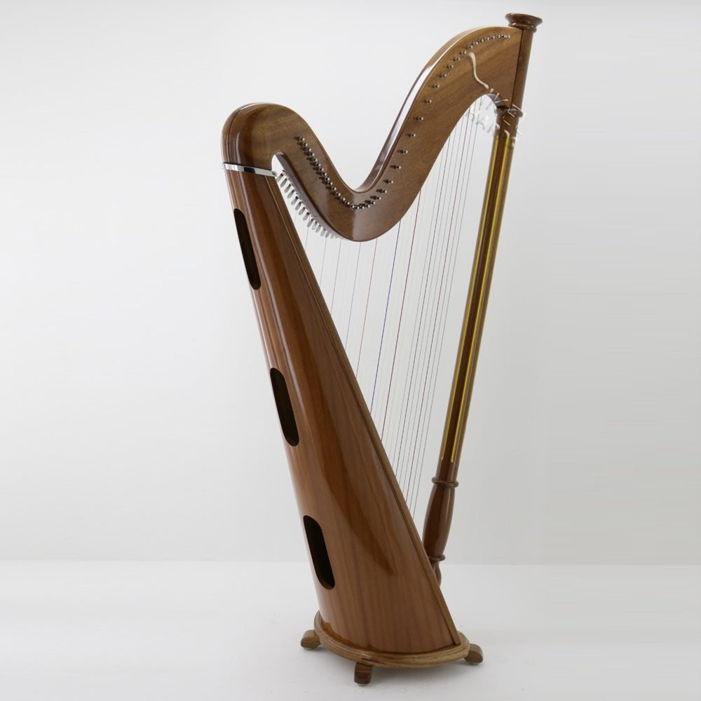 40 String Harp Soundbox