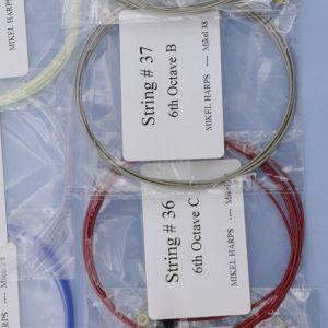Mikel 38 Base Strings set