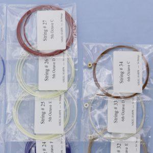 saffron 34 base strings