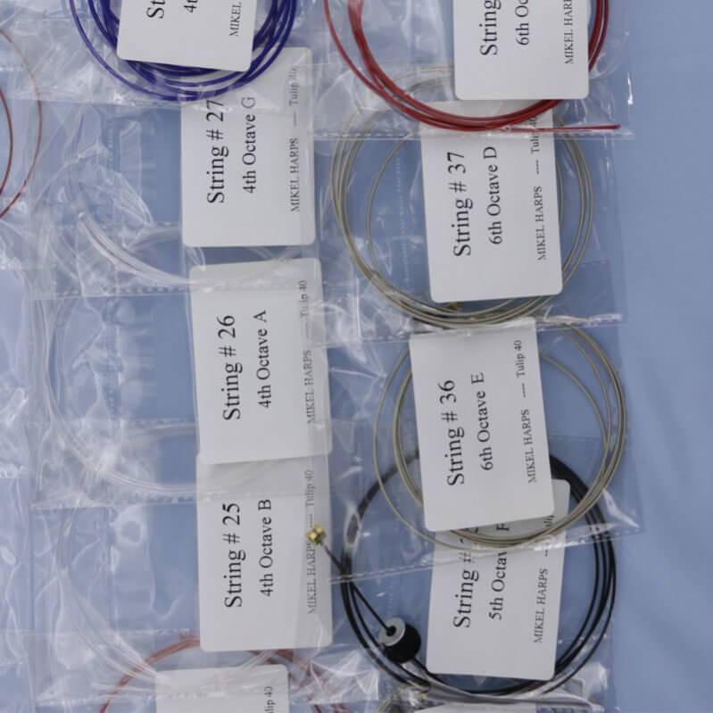 Base Strings Set Tulip 40
