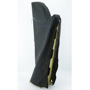 38 string lever harp in dust cover
