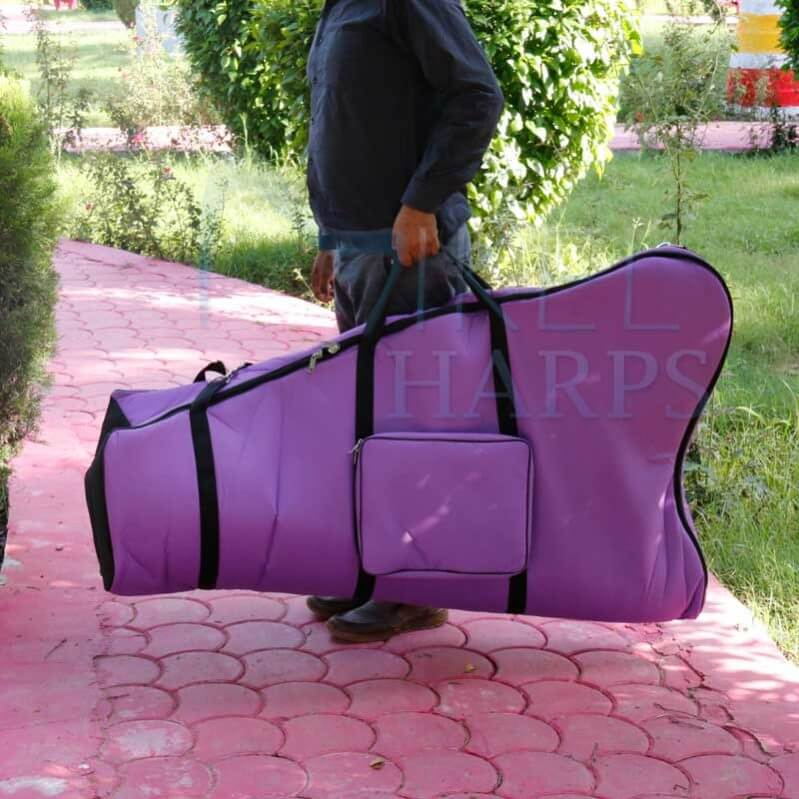 Harp hand carry bag