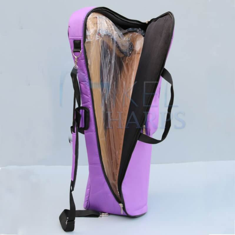 27 strings Deluxe harp bag