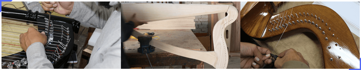 making harps snapshot