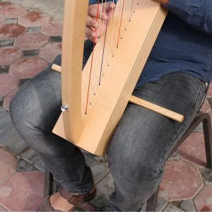 Lap Harp Stick with Lap Harp