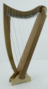 celtic lap harp