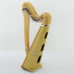 22 string lever harp for sale