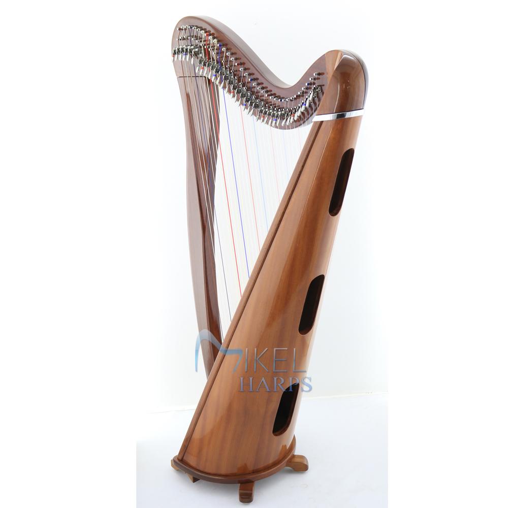 34 String harp lever harp for sale
