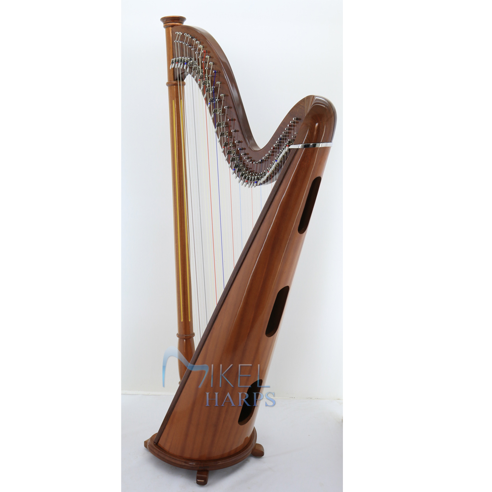 40 string lever harp for sale