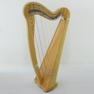 27 string harp for sale